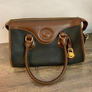 Dooney & Bourke Classic Satchel Shoulder Bag